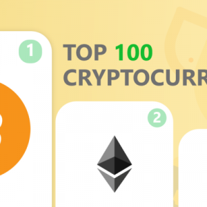 Top 100 Cryptocurrencies