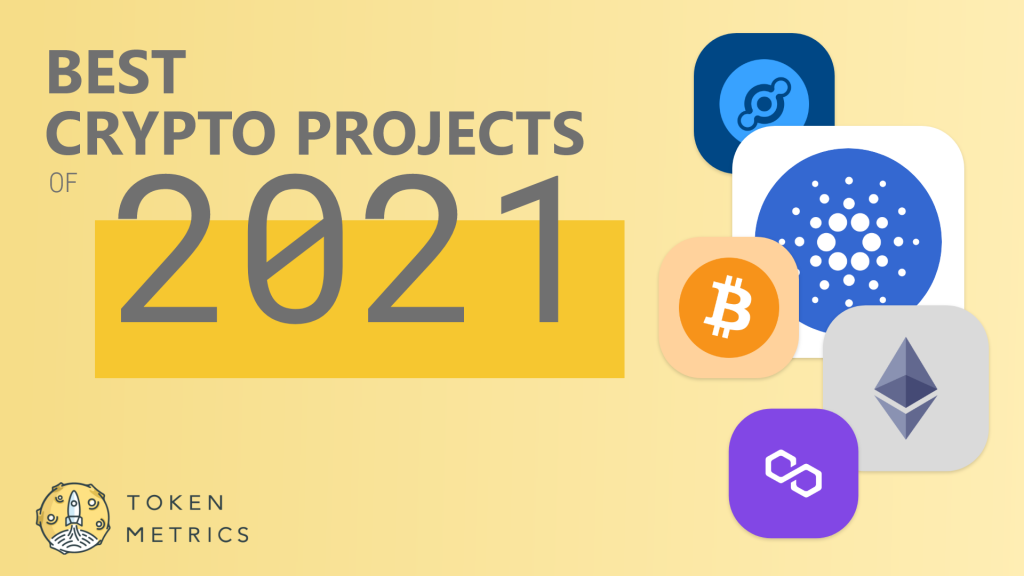 best crypto projects 2021