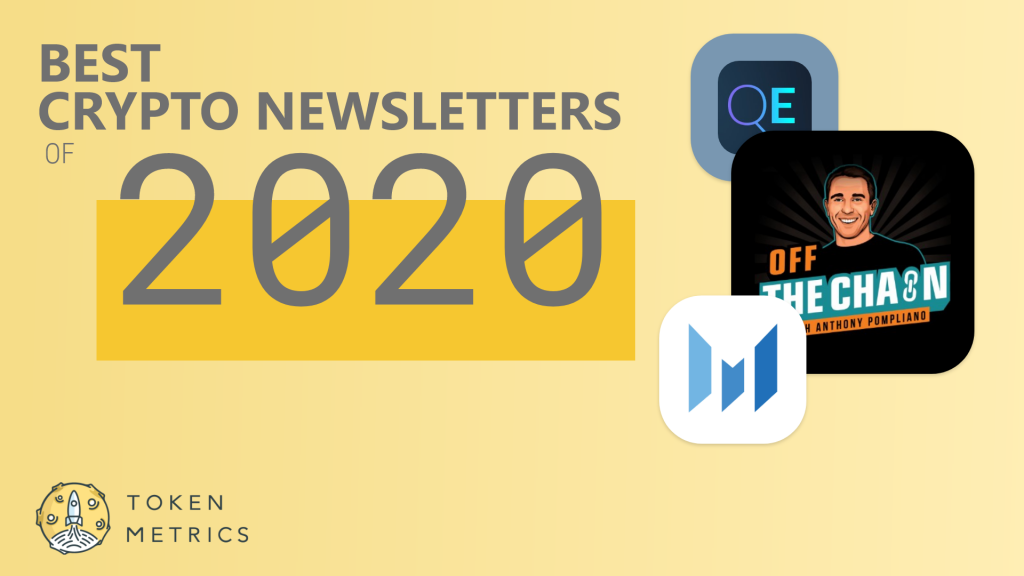 Best Crypto Newsletters